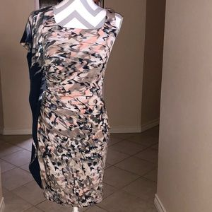NWT Jessica Simpson Fitted Cocktail Dress Size 4